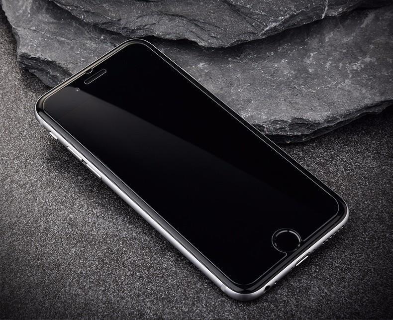 Temperované tvrzené sklo 9H pro iPhone SE 2020 / 8 / 7 / 6S / 6 (baleno v obálce)