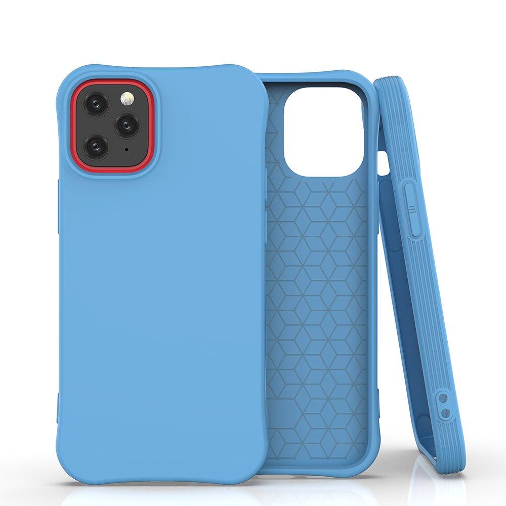 "Soft Color silikonové pouzdro na iPhone 12 / 12 Pro 6.1"" blue"