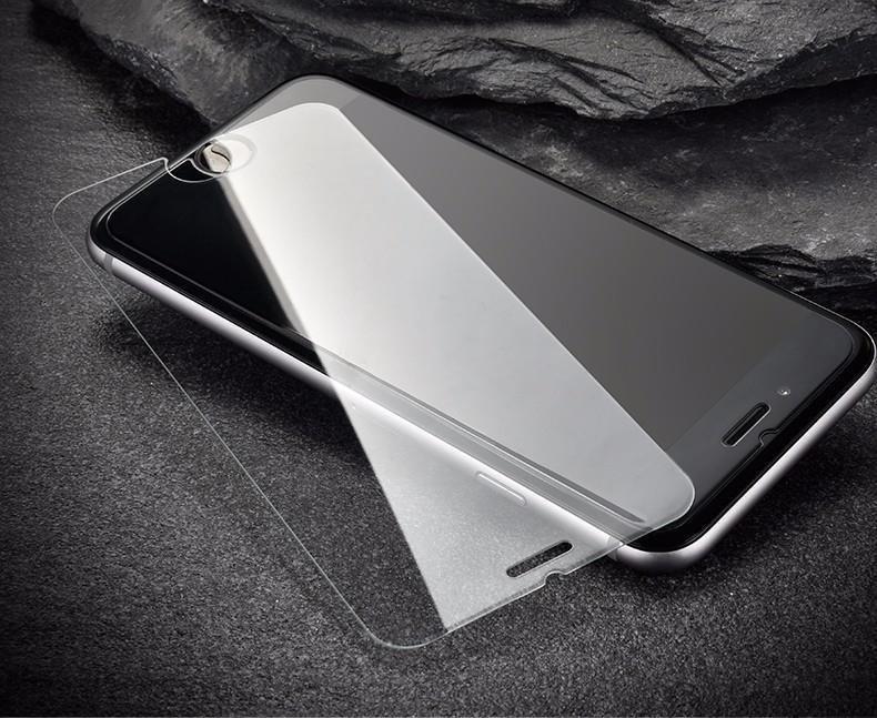 Celoplošné temperované tvrzené sklo 9H na Nokia 2.3 black