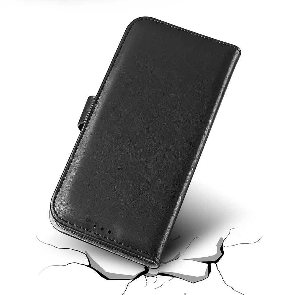 """Dux Ducis Kado eko kůže knížkové pouzdro na iPhone 12 Pro Max 6.7"""" black"""