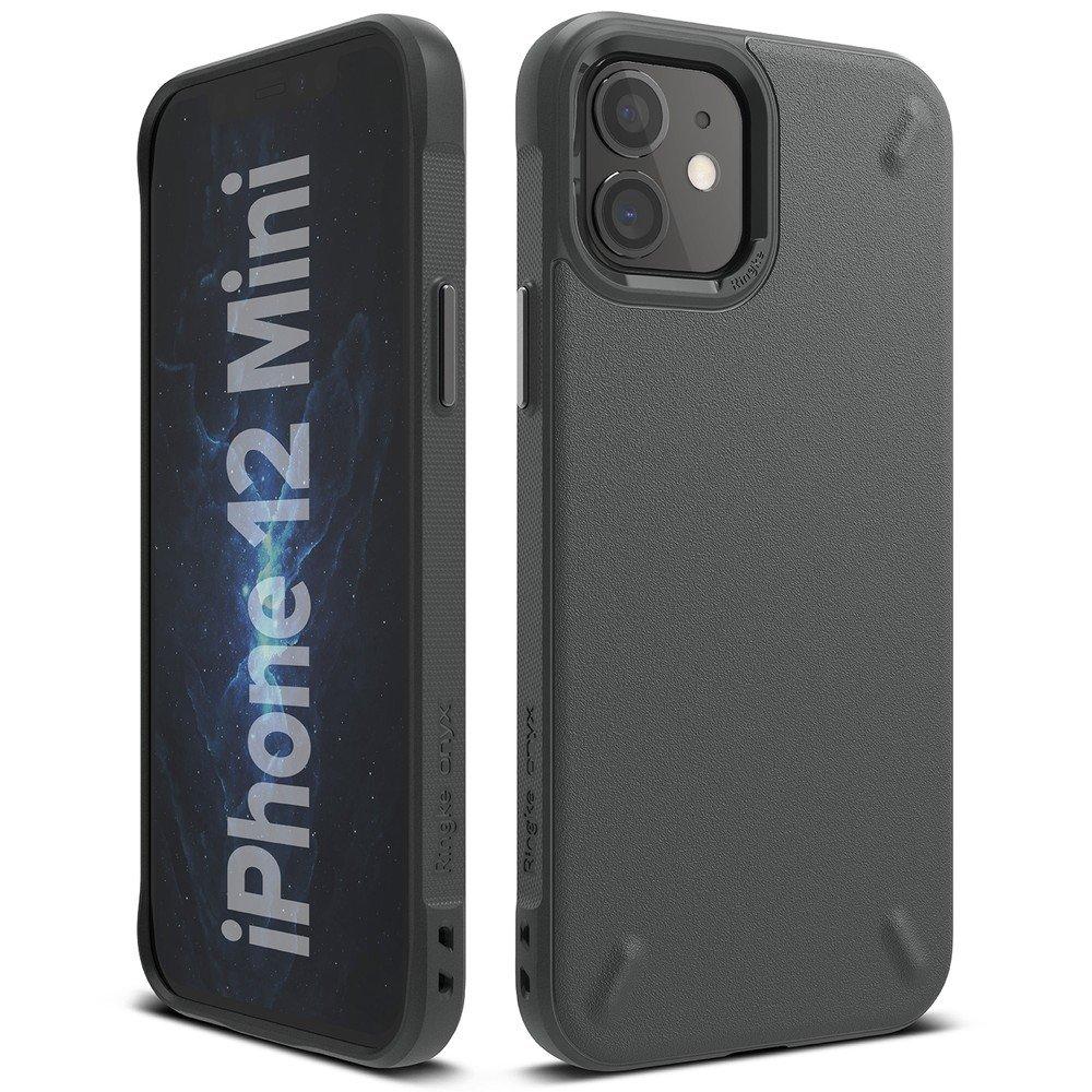 "Ringke Onyx silikonové pouzdro naiPhone 12 Mini 5.4"" Dark gray"