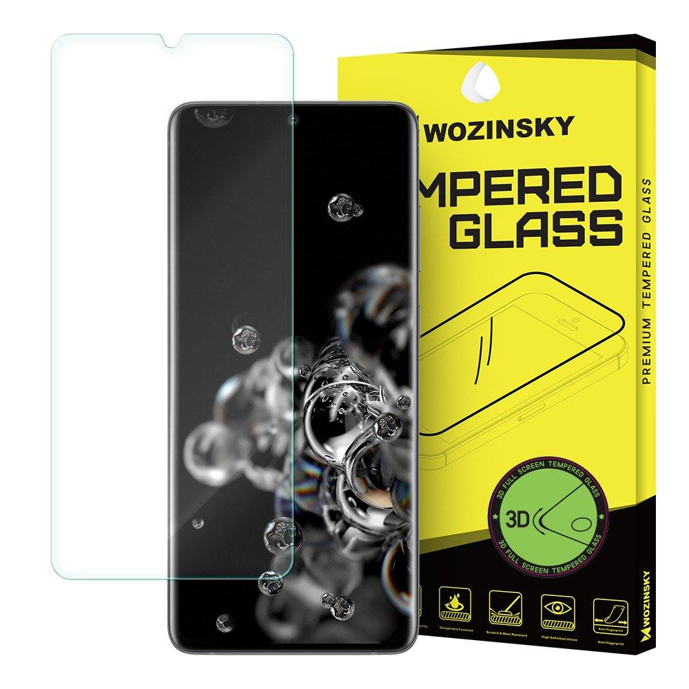 3D ochranná celoplošná folie na Samsung Galaxy S20 Ultra