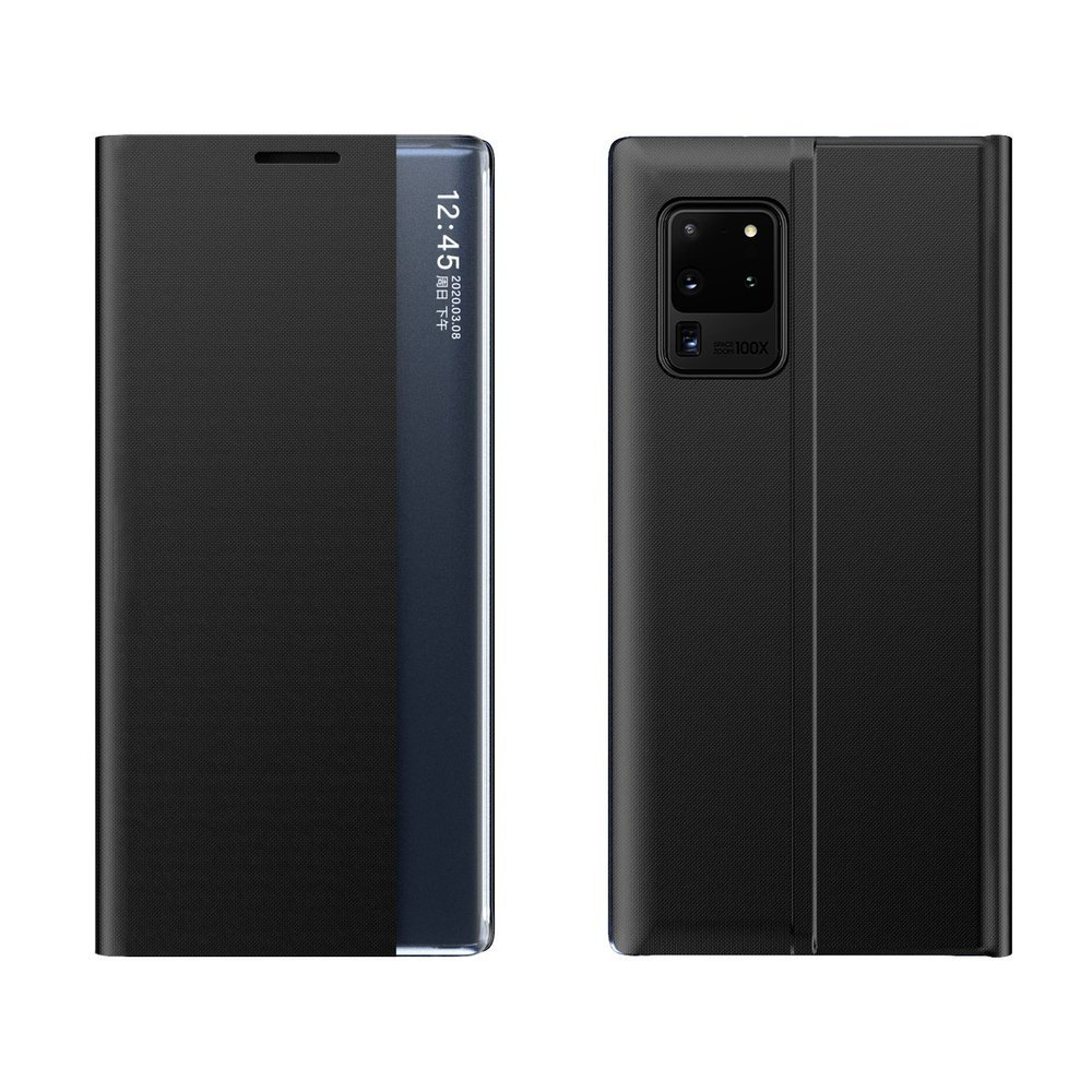 New Sleep knížkové púzdro pre Samsung Galaxy A52 / A52 5G black