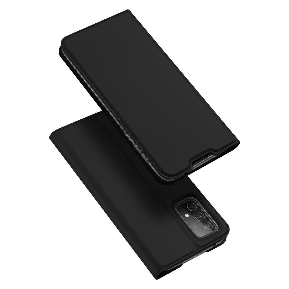 DUX DUCIS Skin knížkové púzdro pre Samsung Galaxy A52 / A52 5G black